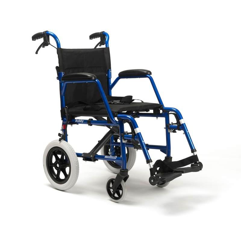 fauteuil de transfert bobby. Black Bedroom Furniture Sets. Home Design Ideas
