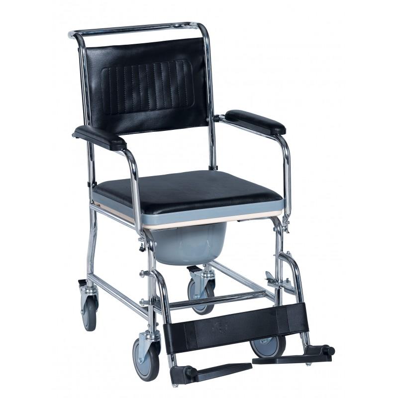 Chaise De Toilette Roulettes