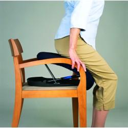 Utilisation du siège releveur éco, position levée