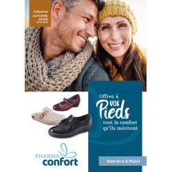 Brochure Chaussures PharmaConfort Hiver 2019