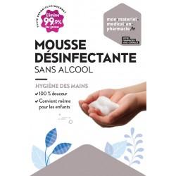 ref 35847 MOUSSE DÉSINFECTANTE