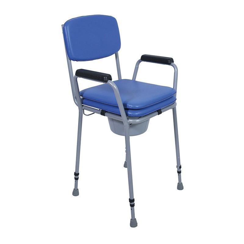 Chaise toilette fixe sitis - Chaises percees de toilette ...