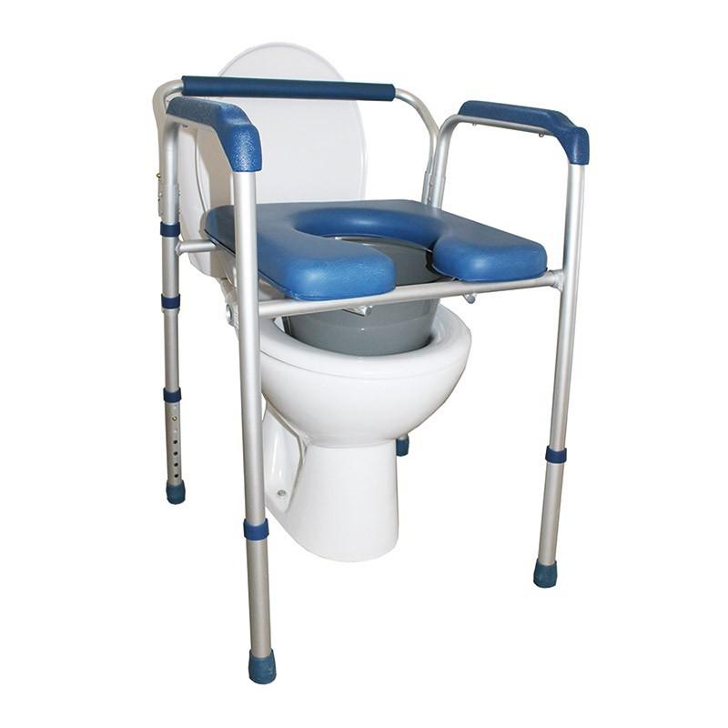 Chaise Toilette Pliante 4 En 1 Alustyle