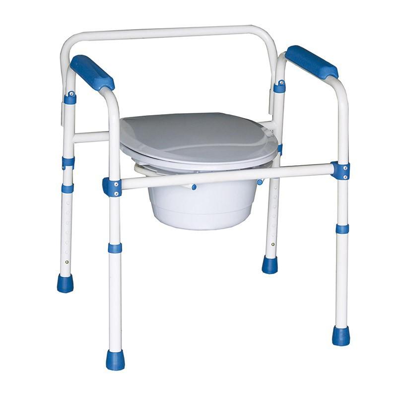 En Pliante Toilette 3 Chaise 1 htsdrCQ
