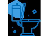 Accessoires de toilette